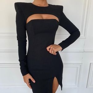NWT House of CB Briana dress